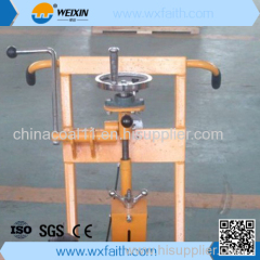 900 Fusing and Cold Paint Marking Cleaning Machine