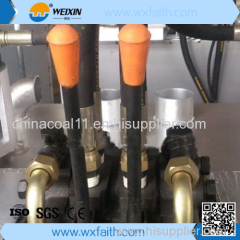 Mechanical Double Cylinder Thermoplastic Hot Melt Kettle 800