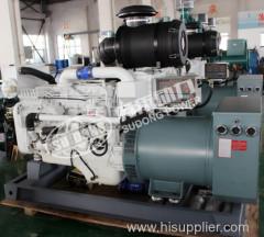 160KW Marine generator set-Cummins diesel generator-60hz generator