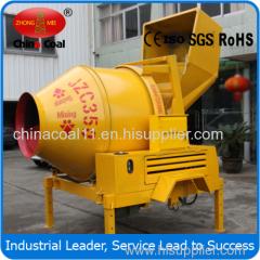 JZC350-B Diesel Engine Powered Concrete Mixer
