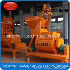 JS1000 Concrete Mixer factory price