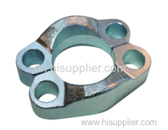 SAE split flange clamp FL FS