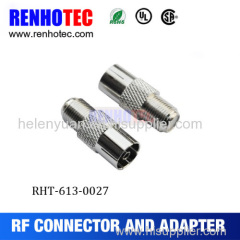 2016 Hot Dosin Best PAL female to F female adapter connector
