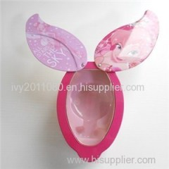 Girls Toy Tin Packaging Box