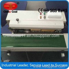 Horizontal Band Sealing Machine Packaging Machinery Continuous sealer