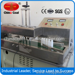 Automatic Induction Sealer Packaging Machinery Aluminum Foil Sealing Machine