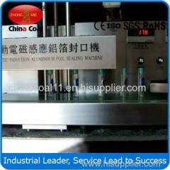 GLF-1800 Extraordinary Automatic Electromagnetic Induction Packaging Machinery Aluminum Foil Sealing Machine