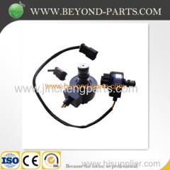 Excavator spare parts PC60-6 PC100-5 4D95 excavator rotary solenoid valve 203-60-56180 SD1169-24-11