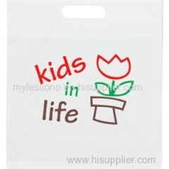 Wholesale Eco Die Cut Handle Bags
