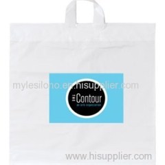 Personalized Elephant Soft Loop Handle Bags