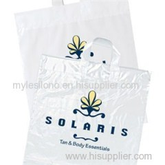 Promotional Moose Soft Loop Handle Bags