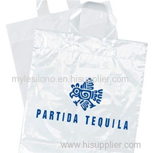 Promotional Pony Soft Loop Handle Bags