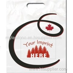 Custom Canadian Flag Bags