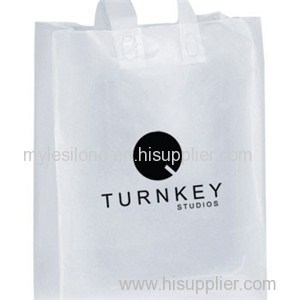 Tootsie Frosted Shopping Bags
