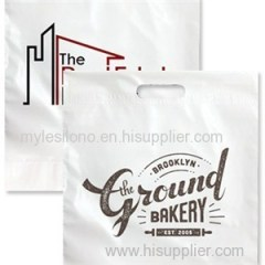 Customized Take Home Bags With Gusset