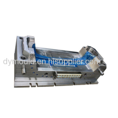 Custom high-performance OEM automotive plastic bumper mould