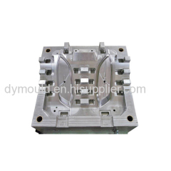 Chevrolet motor light plastic injection mold processing