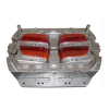 Auto lamp mould processing