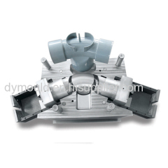 Tube type plastic mould3-2