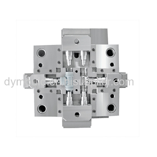 Tube type plastic mould3-3