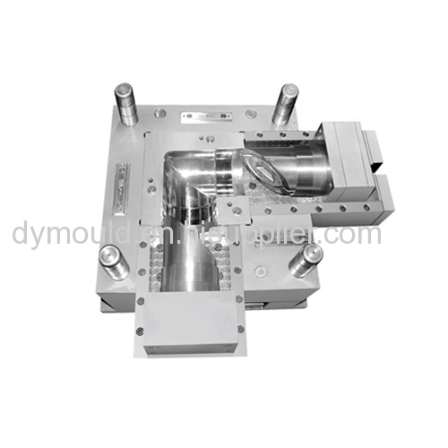 Tube type plastic mould3-4