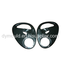 About motorcycle guard support mold