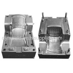 Custom plastic products mold dustbin