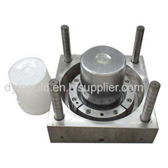 Custom high-performance plastic bucket mould