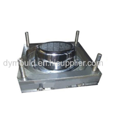 Exports of high performance plastic basin of plastic mold