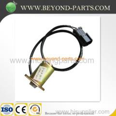 Komatsu Excavator parts PC120-6 PC200-6 PC300-6 PC400-6 6D102 rotary solenoid valve 206-60-51132 206-60-51131