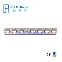 2.7 DCP (Dynamic Compression Plate) Тарелка мелких животных ортопедических имплантатов Ветеринарные ортопедические пластины и винты