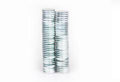 poderoso disco forte ímã de neodímio sinterizado magnético permanente barato