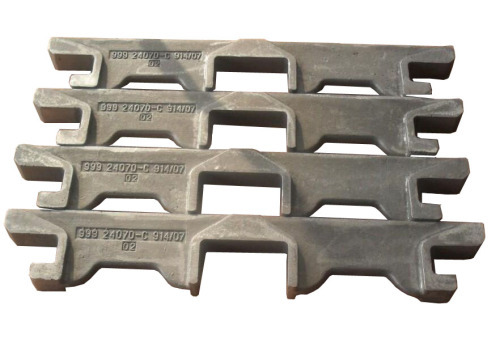 Grate bar for sintering machine