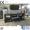 Factory supply waste paper box shredding machine