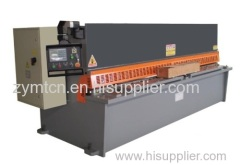 metal hydraulic cutting machine