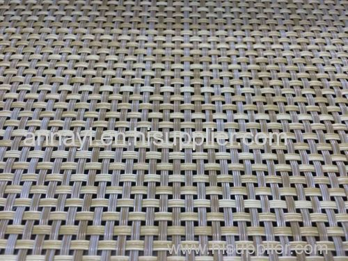 textilene fabric in PVC coated wire fabric cloth