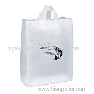 Emmett Frosted Shopping Bags