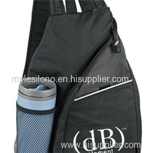 Tempo Recycled PET Custom Sling Backpacks