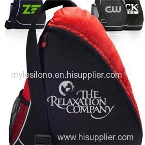 Sling Shot Personalized Sling Backpacks