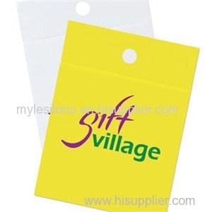 Promotional Litter Plastic Bags