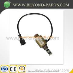 Komatsu PC200-5 excavator rotary solenoid valve 20Y-60-11713 20Y-60-11712