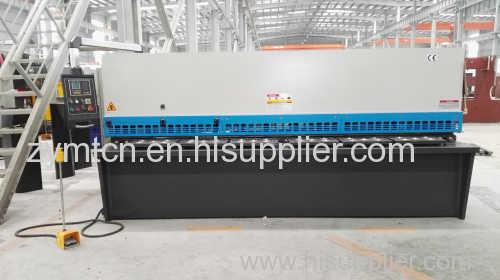 CNC shearing machine sheet metal cutting machine