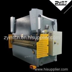 sheet metal press brake machine