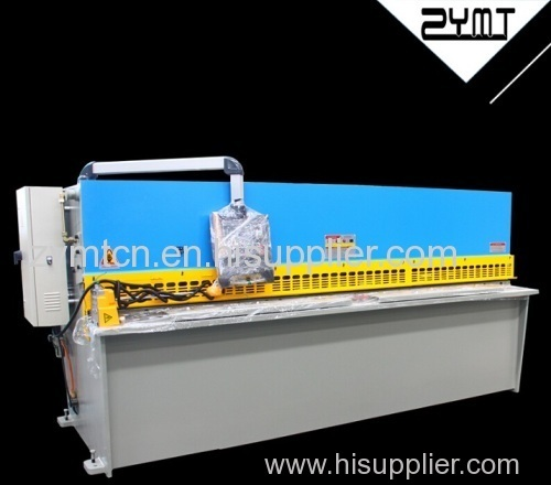 hydraulic cutting and bending machine cnc brake press plate cutting machine metal cutting machine