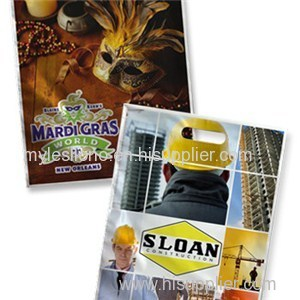Full Color Imprinted 9 X 13 Take Home Bags