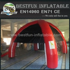 Advertising inflatable arch tent