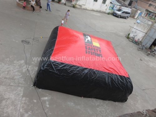 Bike jump air bag FreeFall Stunt Jump air bag