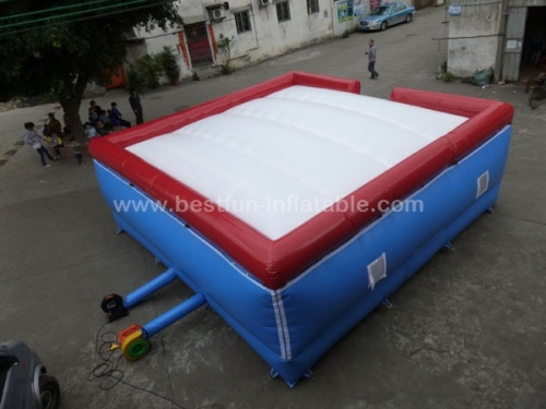 BMX freestyle inflatable stunt air bag amazing air bag inflatable big