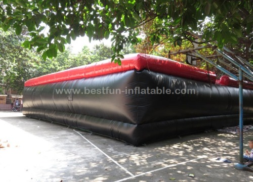 FreeFall Stunt Jump inflatable air bag for cliff jump off