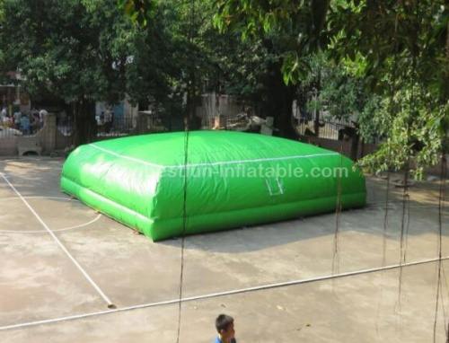 Inflatable stunt bag inflatable jump air bag for adventure sports